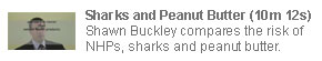 Sharks and Peanut Butter